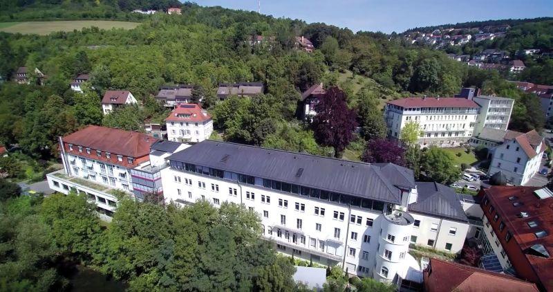 Einweisung und Aufnahme - Diabetes-Klinik Bad Mergentheim