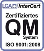 Qualitätsmanagement EN ISO 9001:2008